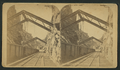 Bridge in Royal Gorge, Grand Canyon, by Martin, Alexander, d. 1929.png