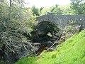 Bridge over Errochty Water at Old Struan - geograph.org.uk - 1335740.jpg