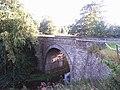 Bridge over the Gogar Burn, Dalmahoy - geograph.org.uk - 42705.jpg