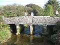 Bridge over the River Fowey at Ninestones Farm - geograph.org.uk - 1520414.jpg