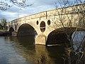 Bridge over the River Usk, near Pant-y-Goitre - geograph.org.uk - 364879.jpg