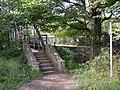 Bridges over the River Calder, Elland - geograph.org.uk - 250133.jpg