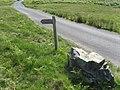 Bridleway signpost - geograph.org.uk - 842601.jpg