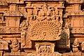 Brihadishwara Temple, Dedicated to Shiva, built by Rajaraja I, completed in 1010, Thanjavur (136) (36828102993).jpg
