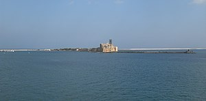 Port of Brindisi - Old pier