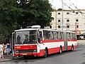 Brno, Mendlovo náměstí, zastávka, Karosa B 741 č. 2317.jpg