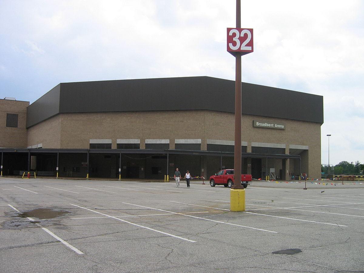 Broadbent Arena Wikipedia