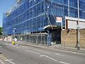 Brockley station western entrance 2010.JPG