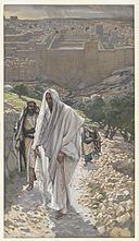 Brooklyn Museum - Jesus Goes in the Evening to Bethany (Jésus va le soir à Béthanie) - James Tissot.jpg