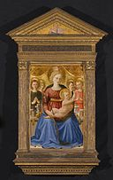 Brooklyn Museum - Virgin and Child with Four Angels and the Redeemer - Zanobi Strozzi.jpg