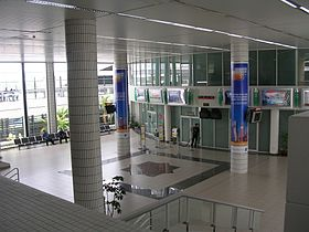 Brunei International Airport departure.jpg