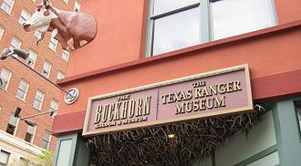 Buckhorn Saloon & Museum (San Antonio) - Image: Buckhorn saloon