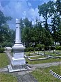 Bucuresti, Romania. Cimitirul Bellu Catolic. Lot cu mormintele Preotilor. (Aici a fost si mormantul Episcopului martir Ioan Balan) (2).jpg