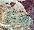 Buffalmacco, trionfo della morte, eremiti 10 eremita che si affaccia.jpg