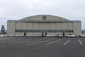 Dover Air Force Base - Building 1301, January 2011