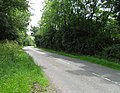 Bullock Road southwards - geograph.org.uk - 1800026.jpg