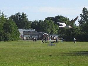 Bulltoftaparken - View from Bulltoftaparken
