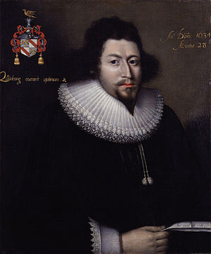Fawley Court - Bulstrode Whitelocke from NPG