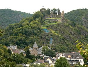Burg Are und Altenahr