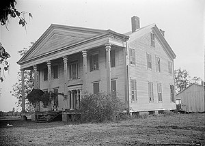 National Register of Historic Places listings in Bolivar County, Mississippi - Image: Burris House, Benoit (Bolivar County, Mississippi)