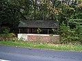Bus shelter at Kilgrammie - geograph.org.uk - 264486.jpg
