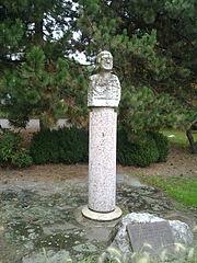 Busta Františka Táborského