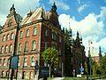 Bydgoszcz,dawny gmach dyrekcji kolei.JPG