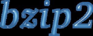 Bzip2 - Image: Bzip 2 logo