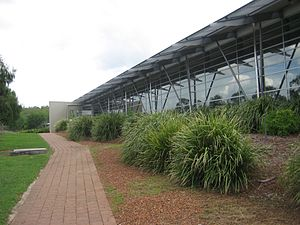 Charles Darwin University - Library, Palmerston campus