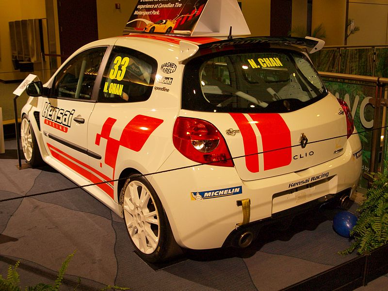 File:CIAS 2013 - Renault Clio RS Kensai Racing (8513582063).jpg