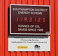 CO2 saved by Southampton District Energy Scheme - geograph.org.uk - 1506670.jpg