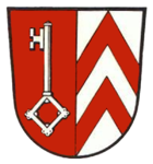 Coat of arms of the Minden district