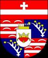 COA archbishop AT Firmian Leopold Maximilian2.png