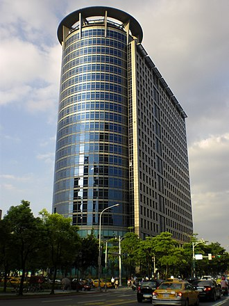 CPC Corporation, Taiwan - CPC Building in Xinyi Special District, Taipei