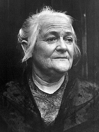 Clara Zetkin - Clara Zetkin (c. 1920)