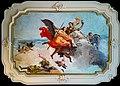 Ca' Rezzonico - Allegory of Nobility and Virtue that slay the Ignorance - Giambattista Tiepolo.jpg