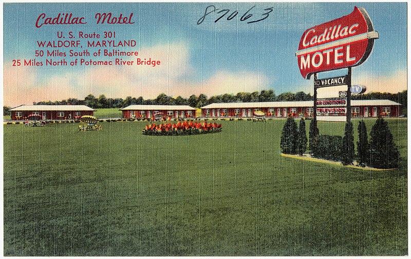Motel  Maryland Heights Mo