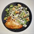 Caesar salad with chicken - Cambridge, MA.jpg