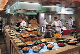 Kowloon Shangri-La - Kowloon Shangri-La Café Kool
