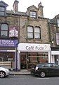 Cafe Fude - South Queen Street - geograph.org.uk - 1771785.jpg