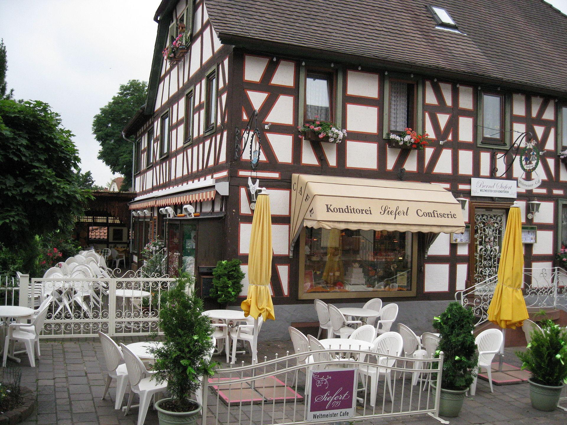Konditorei Cafe Confiserie Mesner Schliersee