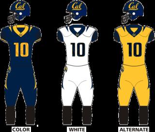 California Golden Bears football college football team