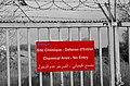 Calais - Manifestation contre les clandestins, l'immigration-invasion et l'islamisation de l'Europe, 8 novembre 2015 (53, sécurisation des zones industrielles).JPG