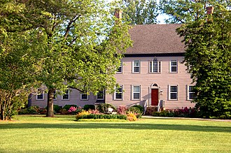 National Register of Historic Places listings in Somerset County, Maryland - Image: Caldicott 1Rehobeth MD Linda Roy Walls