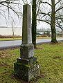 Caleb Wilkins gravemarker - West Union, Oregon.JPG