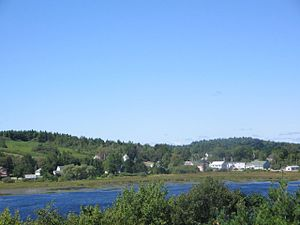 Caledonia, Nova Scotia - View of Caledonia