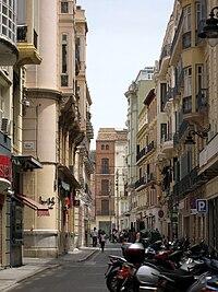 Calle Especerías, Málaga.jpg