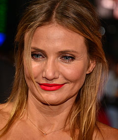 Cameron Diaz september 2014.