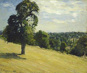 The Big Pear Tree at Montfoucault