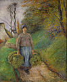 Camille Pissarro - Paysans porteurs de deux balles de foin.jpg